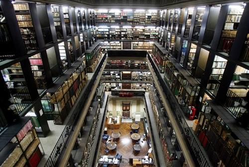 Biblioteca Nacional do Rio de Janeiro. Crédito da foto: Agência Estado